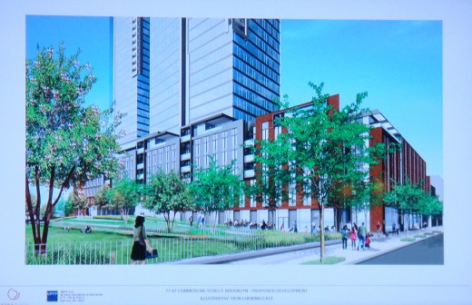 A rendering of 77 Commercial. (Photo: Christopher DiScipio)