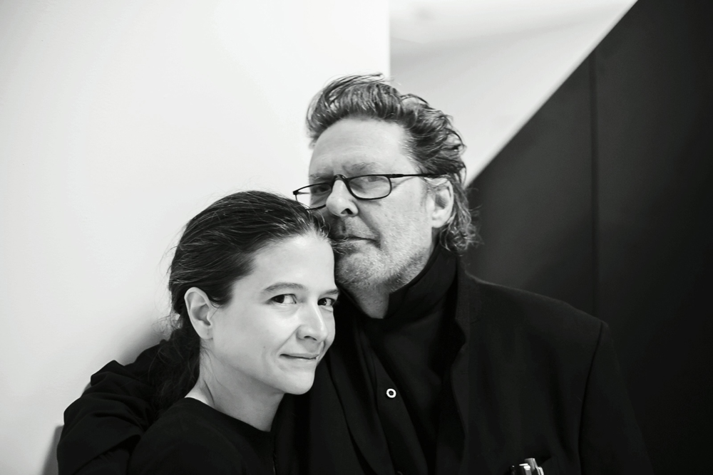 Bloor and Branca. (Maria Jose Govea/Red Bull Content Pool)