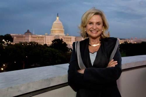 Congresswoman Carolyn B. Maloney (Photo via Carolyn B. Maloney/ Facebook)