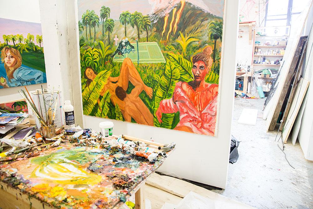 Work by Masha Simonova (Photo: Nicole Disser)