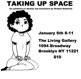 (flyer via The Living Gallery / Facebook)