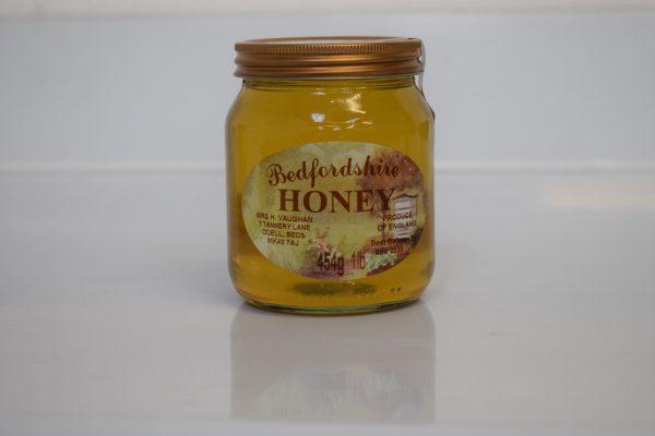 Bedfordshire Honey