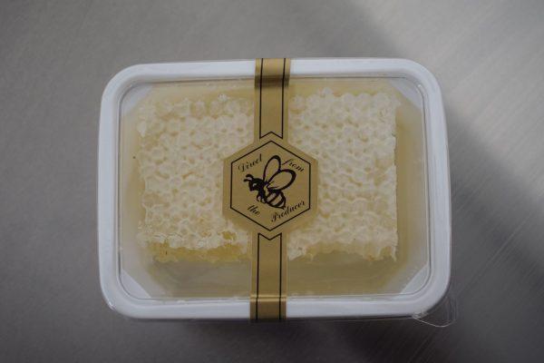 Cut Honey Comb Springwell Apiaries
