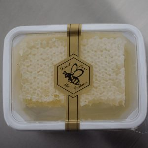 Cut Honey Comb Springwell Apiaries