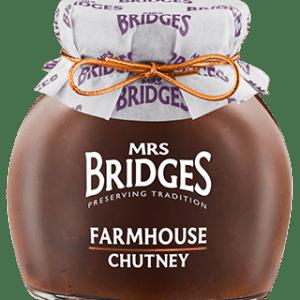 Mrs Bridges Farmhouse Chutney
