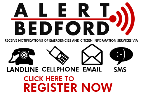 Register for Alert Bedford