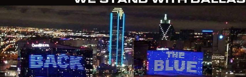 We Stand With Dallas