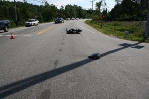 Bedford, N.H. Police Investigating Fatal Motorcycle Crash