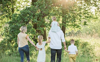 Family Therapy Can Help Families Be Resilient During COVID-19