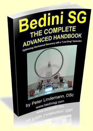 Bedini SG - 完全な高度なハンドブック