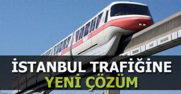 İstanbul Trafiğine Yeni Çözüm