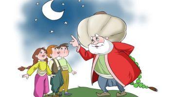Nasreddin Hoca Suriye Yolcusu