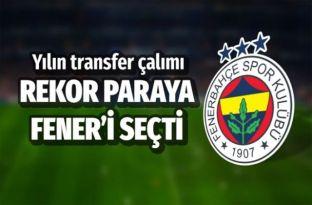 Fenerbahçe'den Trabzonspor'a çalım