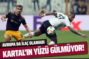 Beşiktaş Wolverhampton UEFA Avrupa Ligi maçı golleri ve geniş özeti