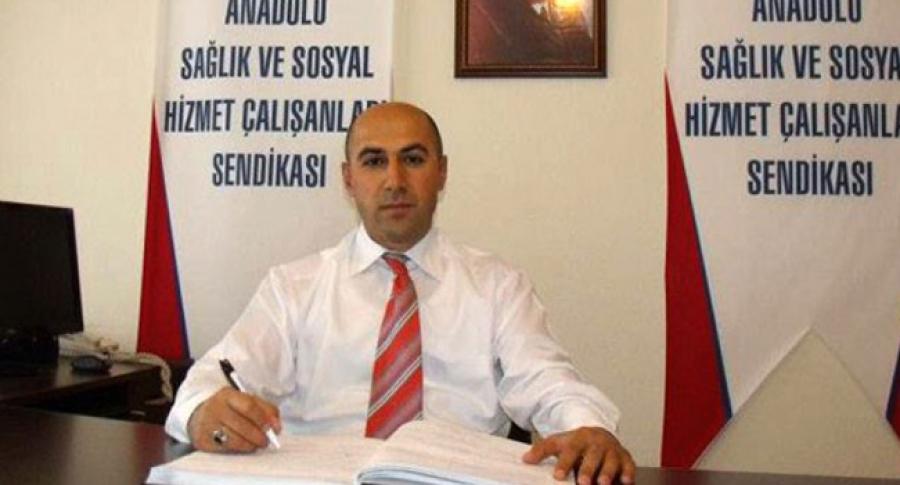 """Anadolu Sağlık Sen """"KPDK, BİR AN ÖNCE TOPLANMALIDIR"""""""