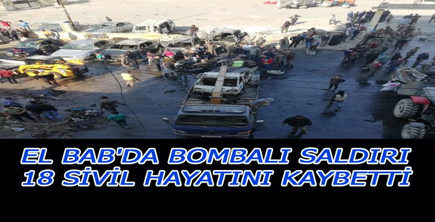Yine Suriye Yine Ortalık Kan gölü