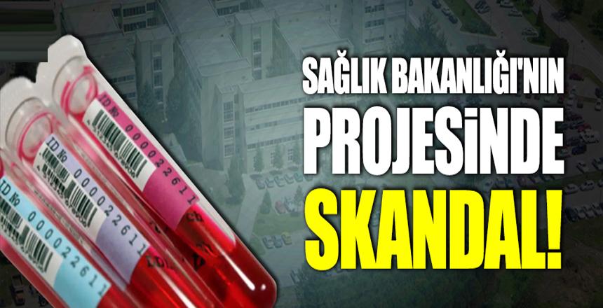 Sağlık Bakanlığı'nın projesinde skandal!