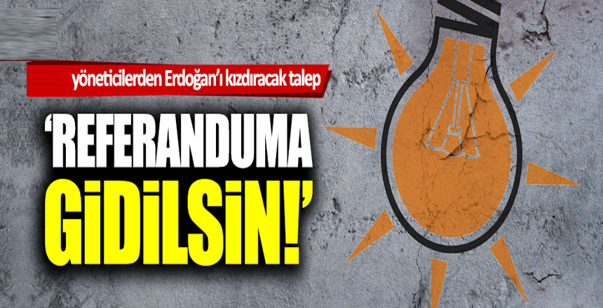 """Kanal İstanbul tartışması: """"Referanduma gidilmeli"""""""