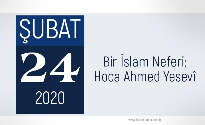 Bir İslam Neferi: Hoca Ahmed Yesevî