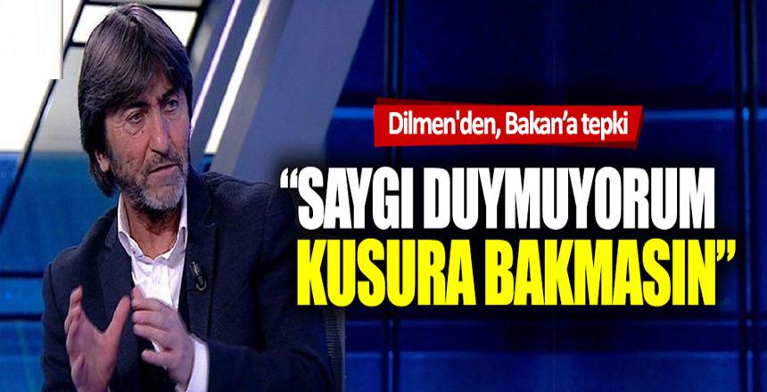 Rıdvan Dilmen'den AKP'li Bakan'a Trabzonspor tepkisi