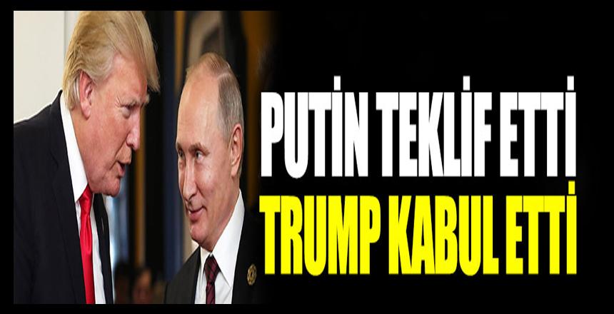 Putin'in korona virüs yardım teklifini