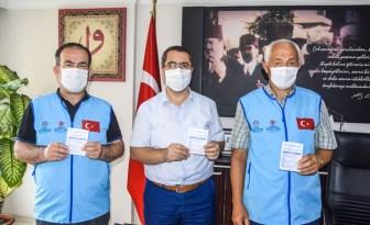 Müftü ve din görevlilerinden TDV'ye kurban bağışı