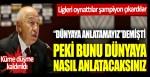 """Küme düşmeyi dünyaya anlatamayız"""" diyen Nihat Özdemir, küme düşme kararını kendi açıkladı"""