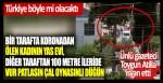 Türkiye böyle mi olacaktı? Bir tarafta koronadan ölen kadının yas evi, diğer taraftan 100 metre ileride vur patlasın çal oynasınlı düğün…