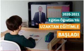 2020-2021 Eğitim Öğretim Yılı Başladı