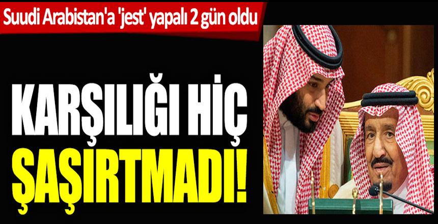 """Suudi Arabistan'dan Türkiye'ye """"Türk Malı"""" ambargosu!"""