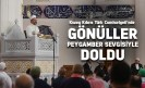 Kuzey Kıbrıs Türk Cumhuriyeti'nde gönüller Peygamber sevgisiyle doldu