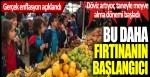 Türkiye'deki gerçek enflasyon açıklandı. Döviz artıyor, taneyle meyve alma dönemi başladı. Yetkililerin görmek istemediği gerçek. Bu daha fırtınanın başlangıcı