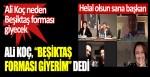 Ali Koç, Beşiktaş forması giyerim dedi. Ali Koç neden Beşiktaş forması giyecek. Helal olsun sana başkan
