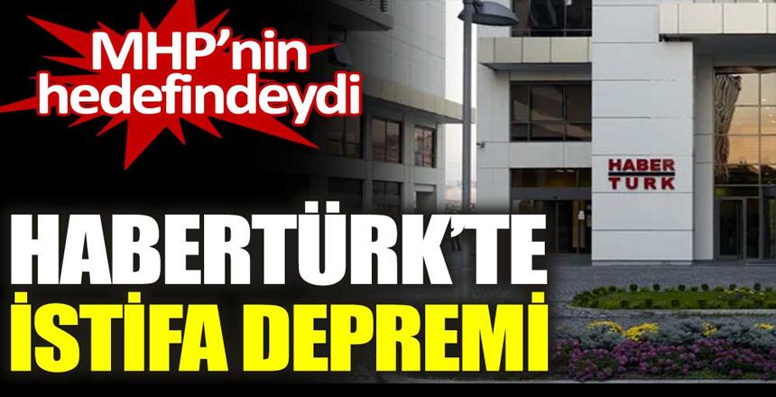 Habertürk Genel Yayın Yönetmeni Kürşad Oğuz istifa etti