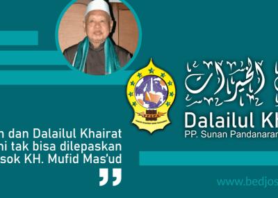 Aplikasi Android Dalailul Khairat PP. Sunan Pandanaran Yogyakarta