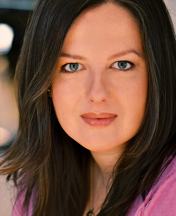 Headshot of an actress