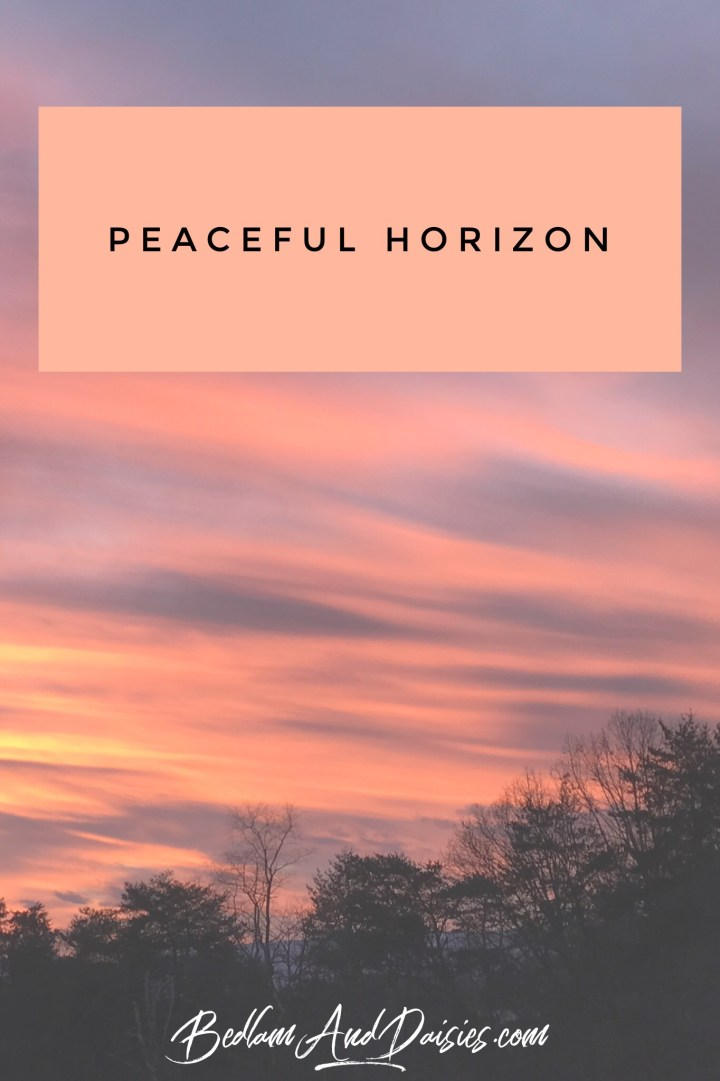 Peaceful Horizon