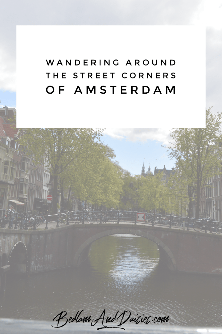 Street Corners of Amsterdam