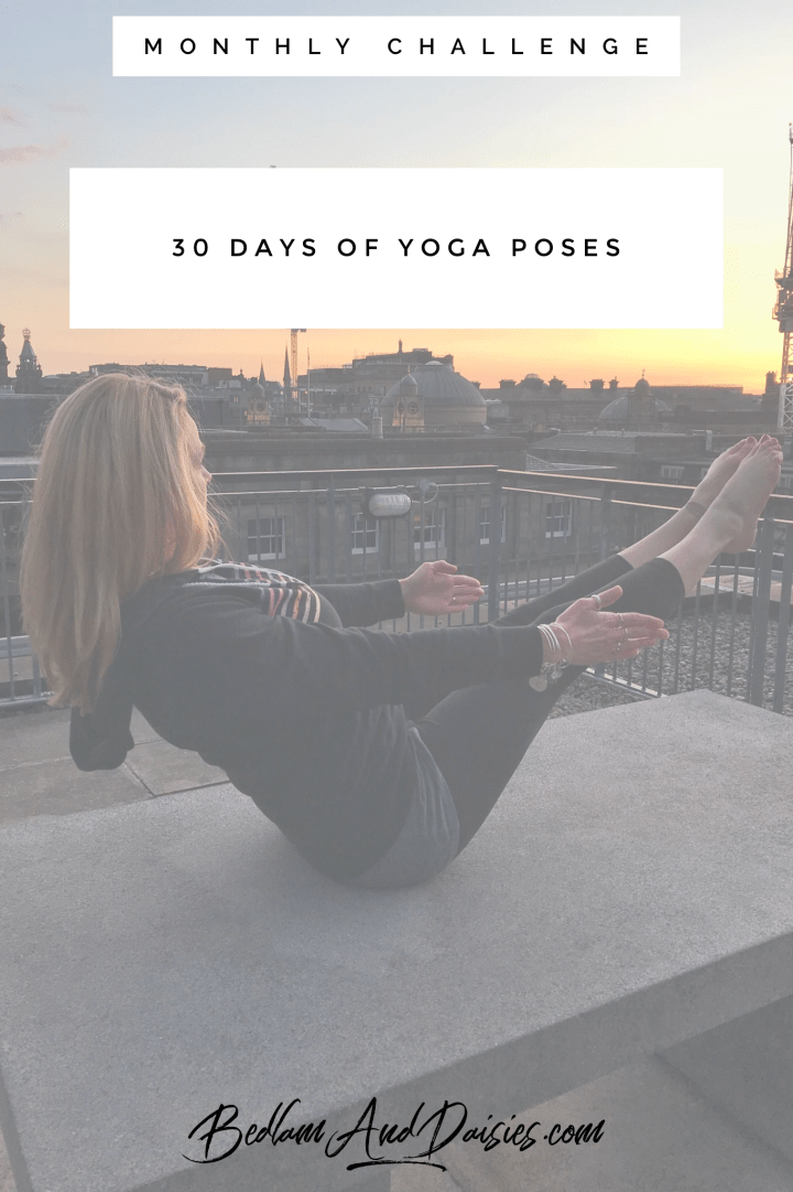 30 Day Challenge…May