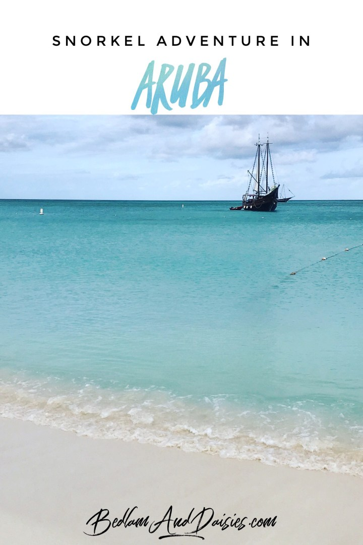 Snorkel Adventure in Aruba