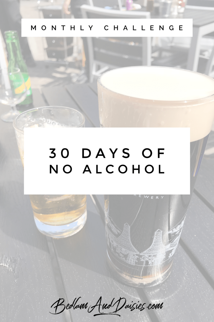 30 Day Challenge – August