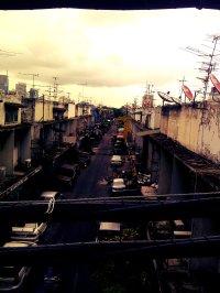Khlong Toei roof
