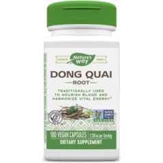 Nature's Way Dong Quai Root Capsules