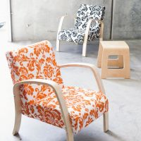 The anywhere chair - we likey!
