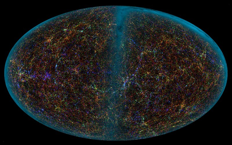 Image result for visible universe