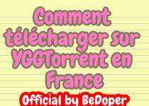 Comment télécharger sur YGGTorrent en France 1