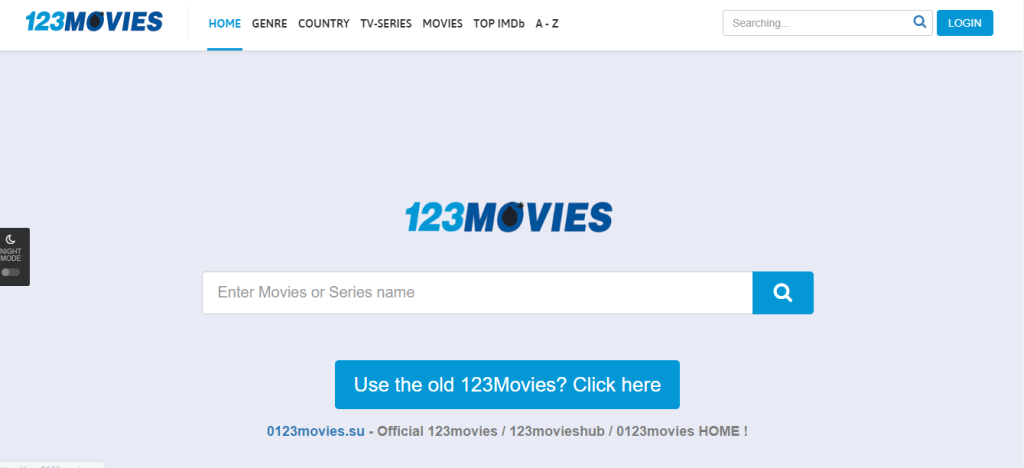 123Movies in Day Mood (Light)