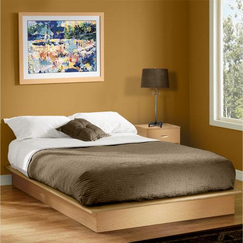 Queen Platform Bed Plans | BED PLANS DIY & BLUEPRINTS