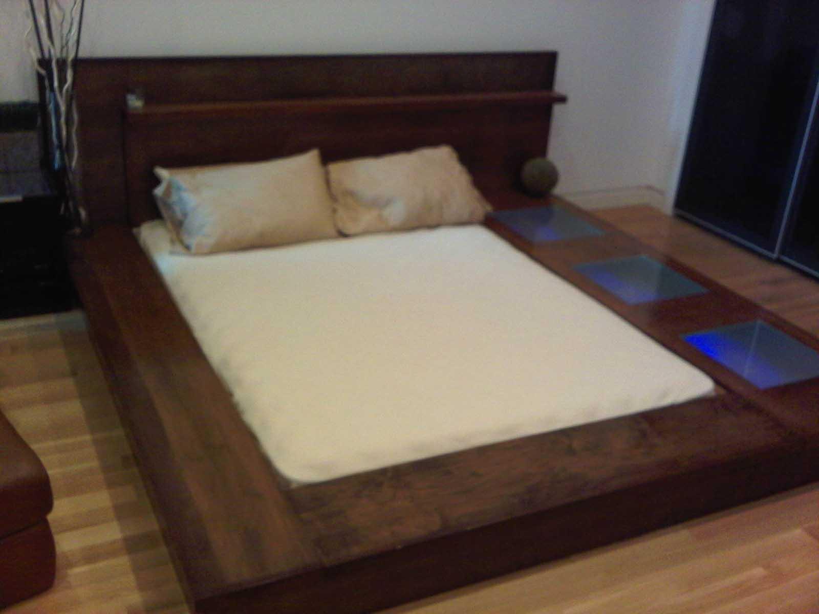 Queen Platform Bed Plans