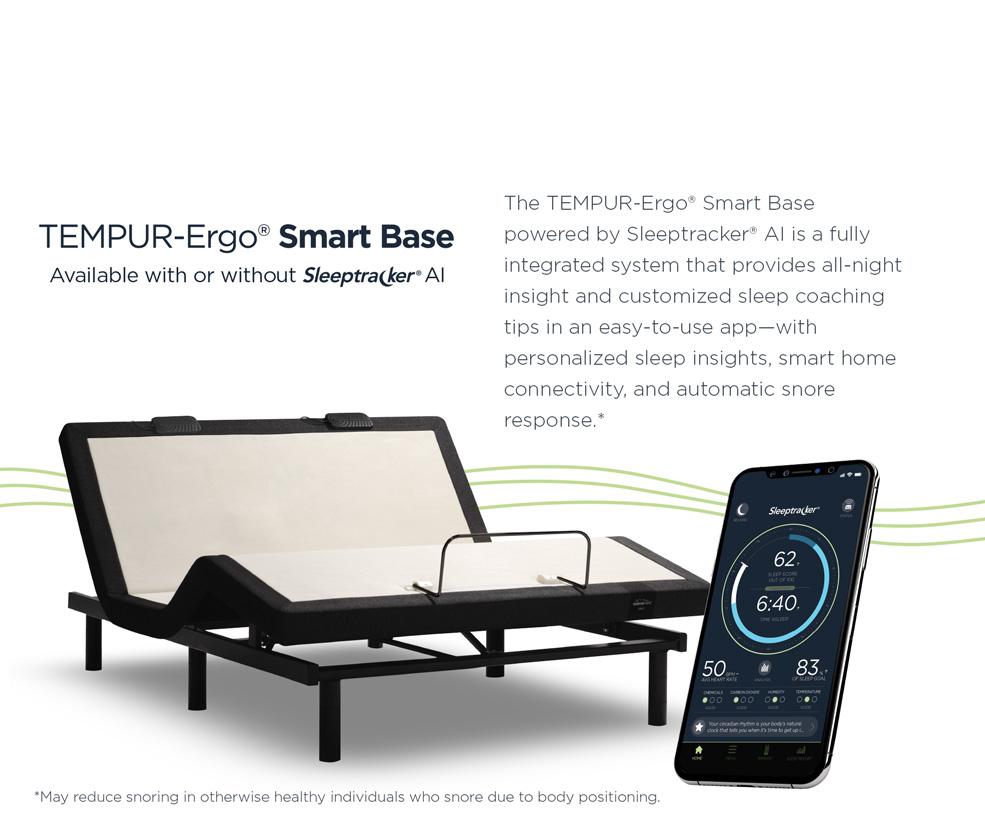 TEMPUR-Ergo® Smart Base